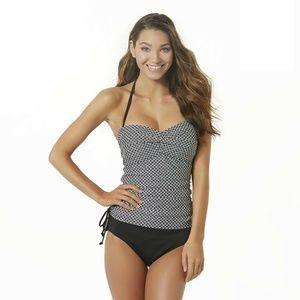 NEW Tropical Escape Women's Swimsuit size 8